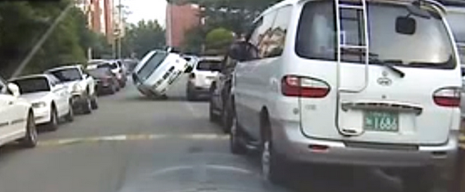 Good Luck Explaining This One To Your Insurance Company (VIDEO)