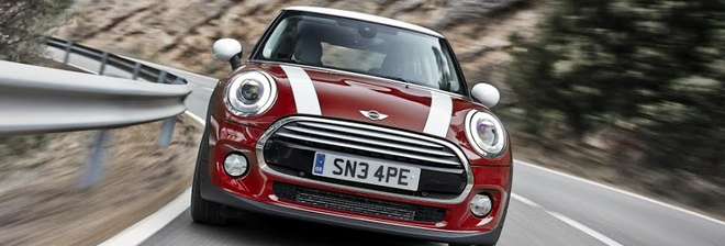 All-new 2014 MINI Cooper Revealed