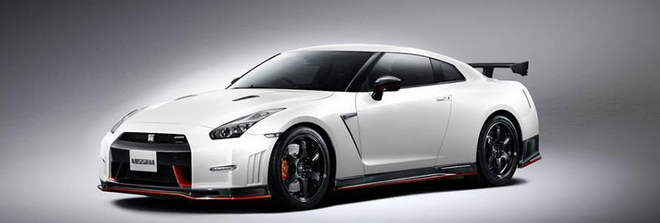 NISMO Nissan GT-R Revealed With 7:08.69 Nurburgring Lap Time