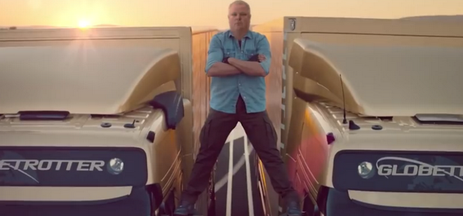 The Rob Ford Spoof Commercial Of Jean-Claude Van Damme's Volvo Stunt (VIDEO)
