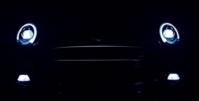 New 2014 MINI Cooper Teased! (VIDEO)