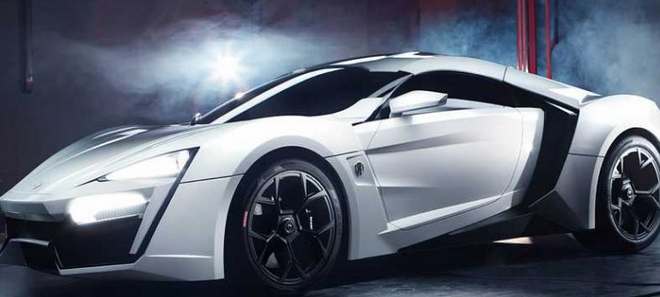 The First Arab Supercar Costs $3.4 Million And Has Diamond-Encrusted Headlights (PHOTOS)