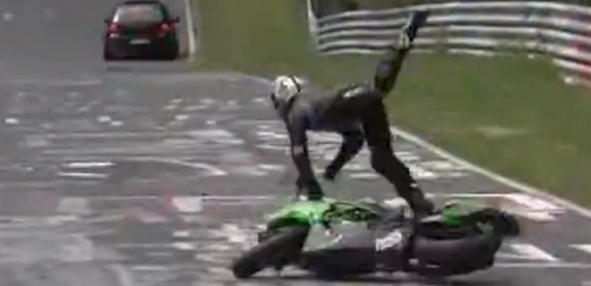 This Compilation of Nurburgring Crashes Is Hypnotising to Watch (VIDEO)