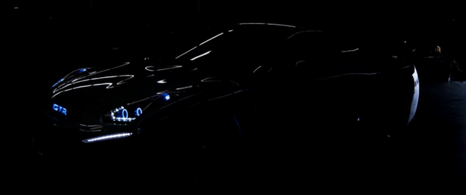 The Nissan GT-R Radzilla is an LED Monster! (VIDEO)