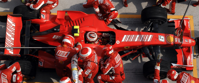 Discover The Incredible Technology Of Formula One With Ferrari (VIDEO)