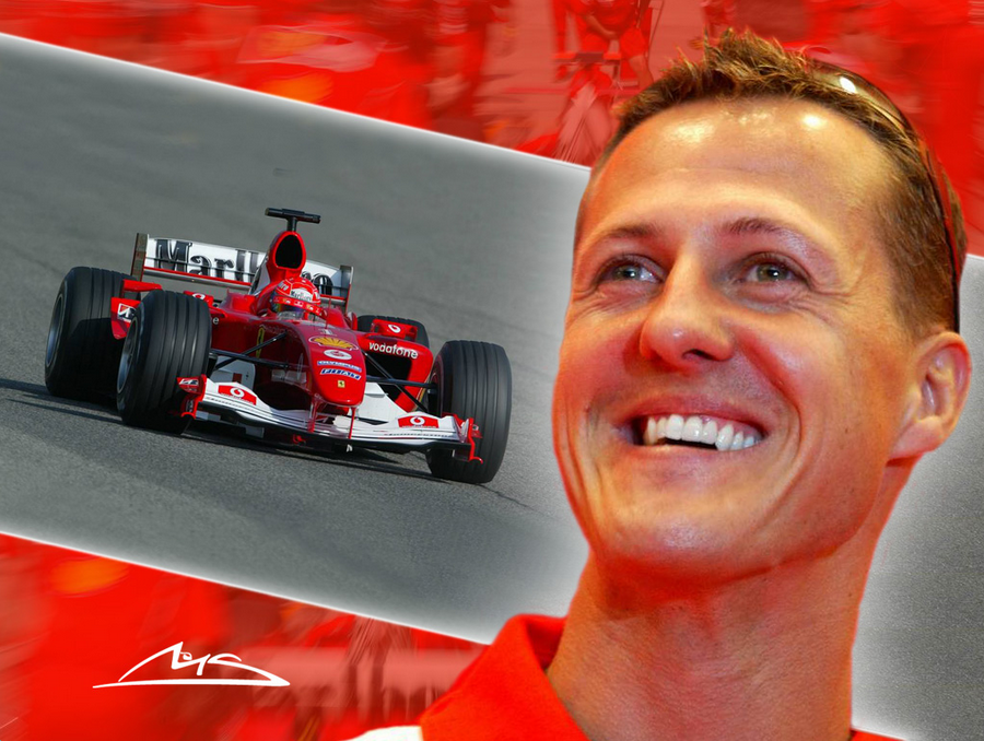 Michael Schumacher being monitored hour by hour