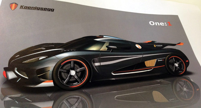 New Radical Koenigsegg One:1 Reportedly Confirmed for Geneva