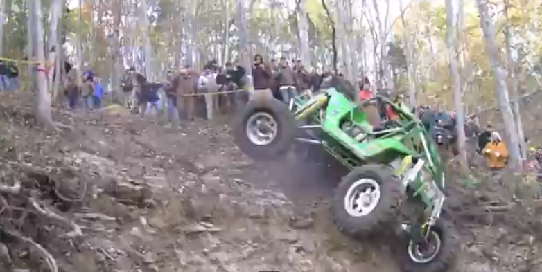 Rock Racing Crashes of 2013