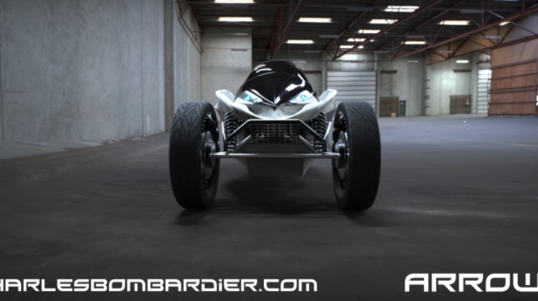 The Arrow EV Is A Jet Fighter For The Road