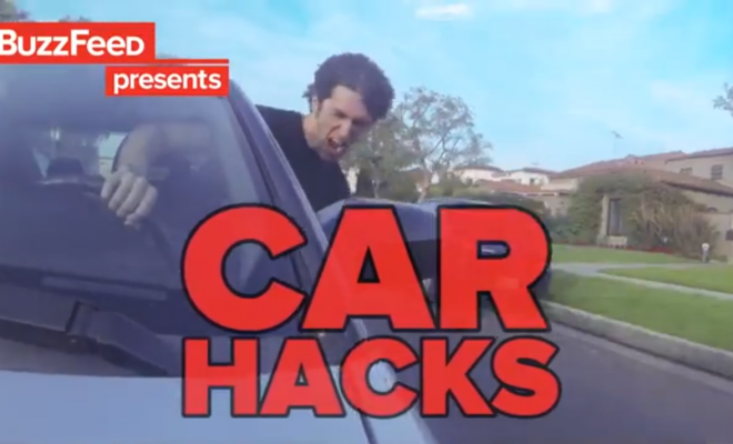 These 7 Car Hacks Will Change Your Life (VIDEO)