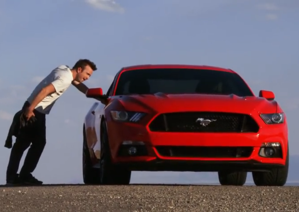 All-New 2015 Ford Mustang to Make Big Screen Debut in Need for Speed
