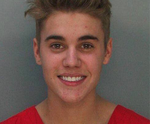Justin Bieber Arrested For Drunk Drag Racing In Rented Lamborghini