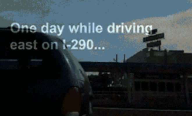 """#WTF - """"One Day While I Was Driving..."""" (VIDEO)"""