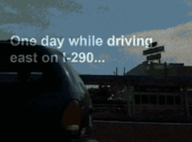 "#WTF - ""One Day While I Was Driving..."" (VIDEO)"