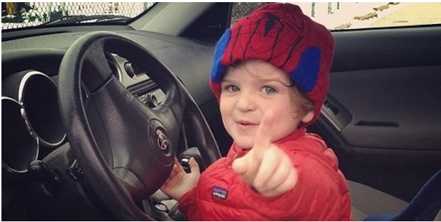 10-Year-Old Boy Steals Car & Tells Cops He's A Dwarf! (LOL)