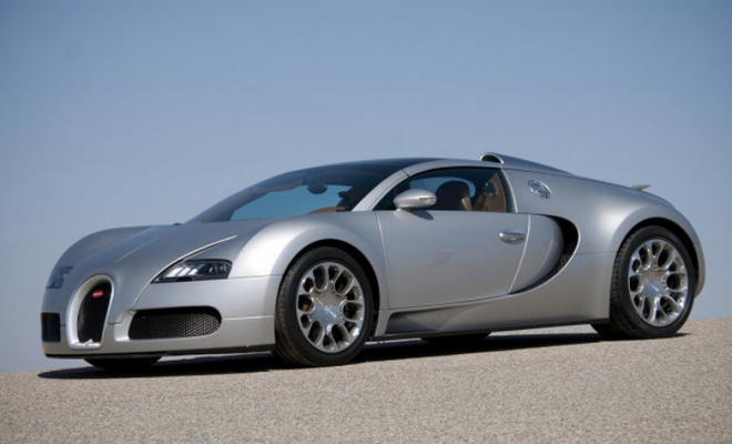 Struggling Bugatti Can't Sell $85Million Worth Of Veyrons