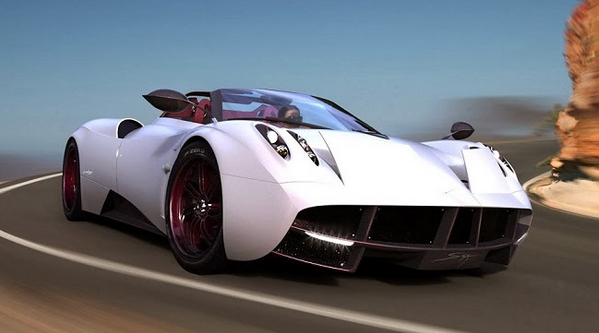 Pagani Rumors: Huayra S or Roadster To Debut At Geneva Auto Show