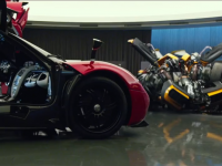Transformers: Age of Extinction cars