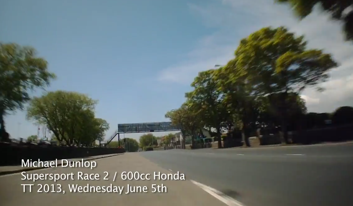 Dashcam Footage From Motorcycle Race Is So Crazy It Looks Like A Video Game (VIDEO)