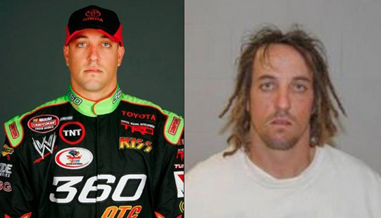 Police Video Of Ex-NASCAR Driver Tyler Walker's High-Speed Chase Released (VIDEO)