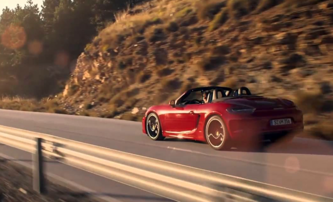 The new Boxster GTS