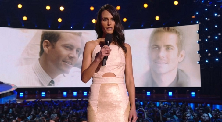 Paul Walker Tribute MTV Movie Awards