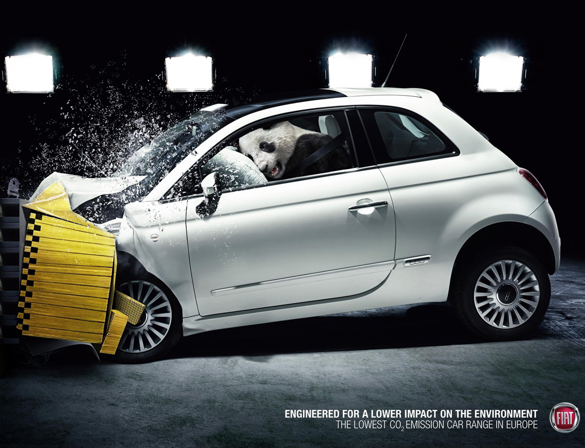 20 Of The Best Car Print Ads - Carhoots