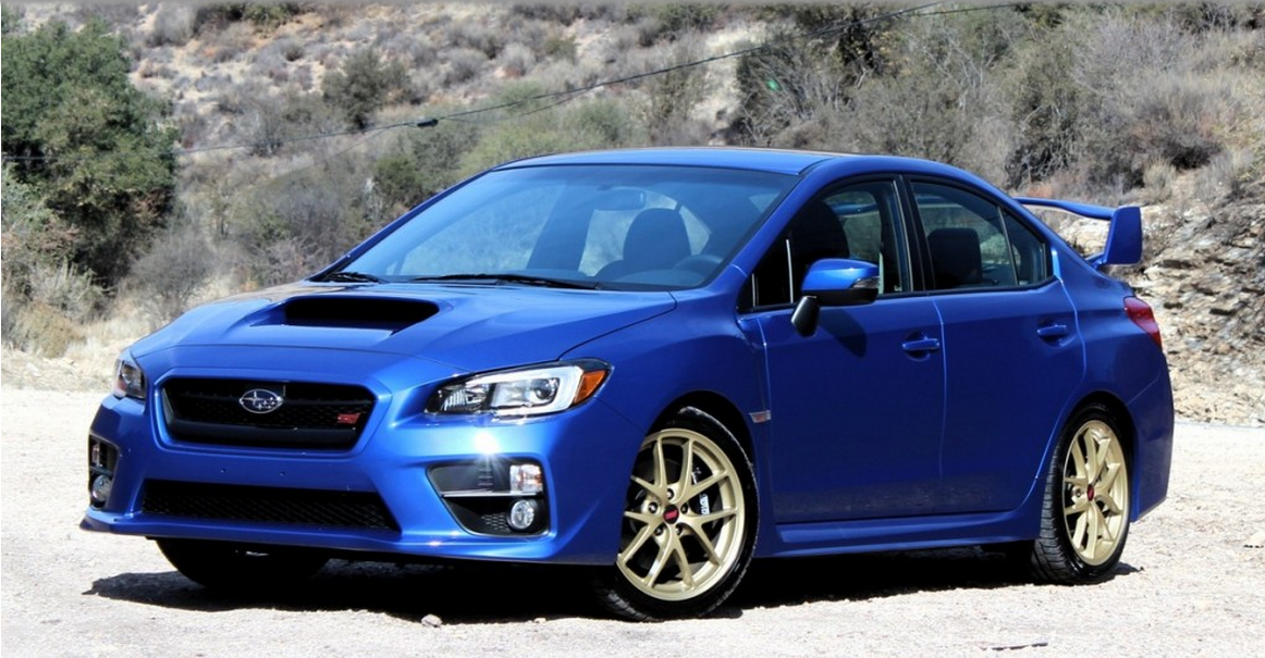 Watch The IIHS Crash Test The 2015 Subaru WRX: Video