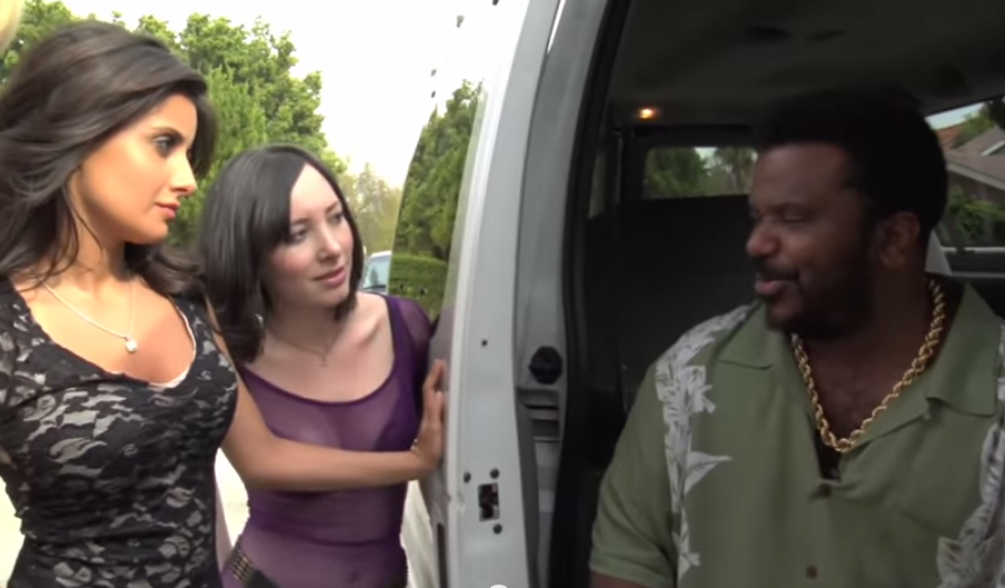 The 'Helpful Bus' is a hilarious parody to 'The Bang Bus'