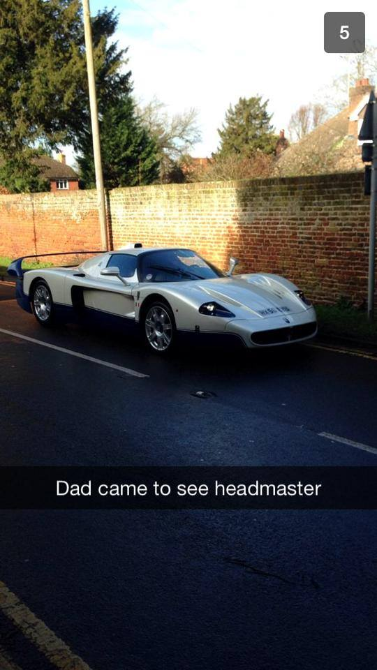 Private School Snapchats Posh Teens And Their Supercar Problems - Rich private school kids snapchat bad sound