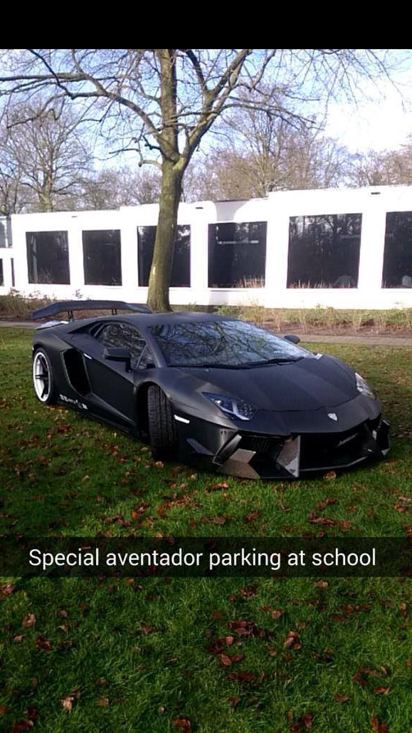 Private School Teens and Their First World Supercar Problems