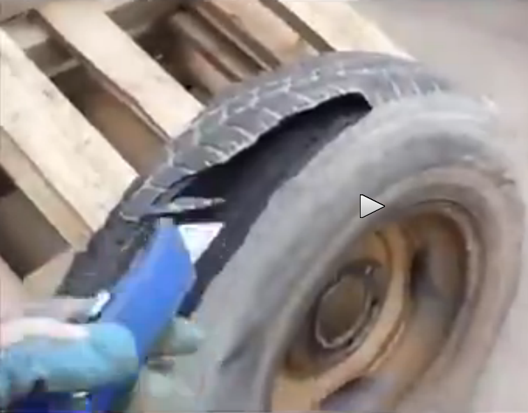 sticking-a-knife-into-a-tyre