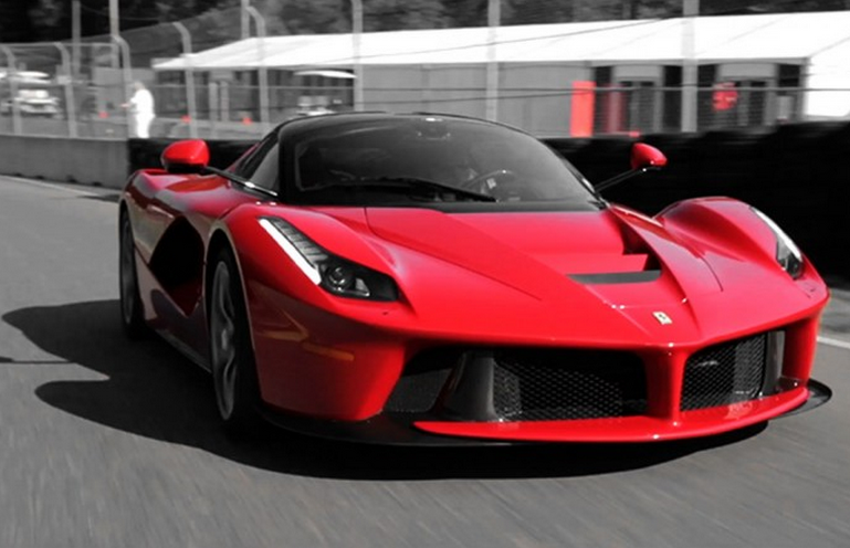 laferrari usa