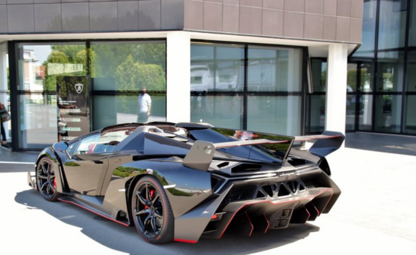Lamborghini Veneno Roadster Delivered In Germany (VIDEO & PHOTOS)