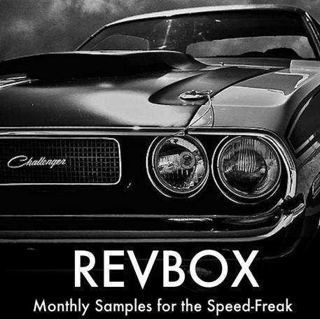 REV BOX - Monthly Samples for the Speed Freak