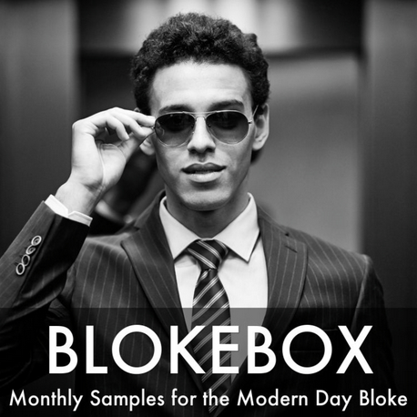 BLOKE BOX - Monthly Samples for the Modern Day Bloke