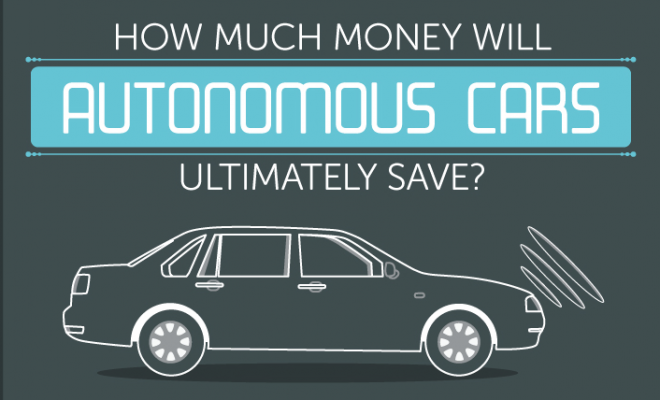 How Much Money Will Autonomous Cars Ultimately Save?