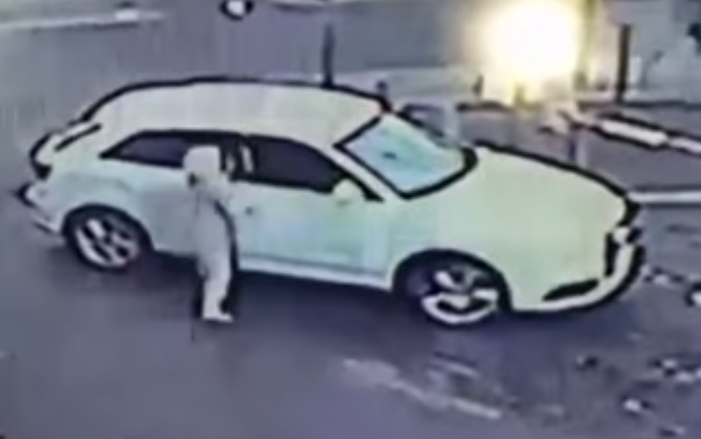 Mom Beats Carjacker