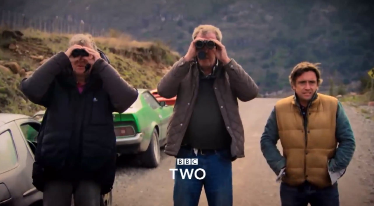 Top Gear Patagonia special