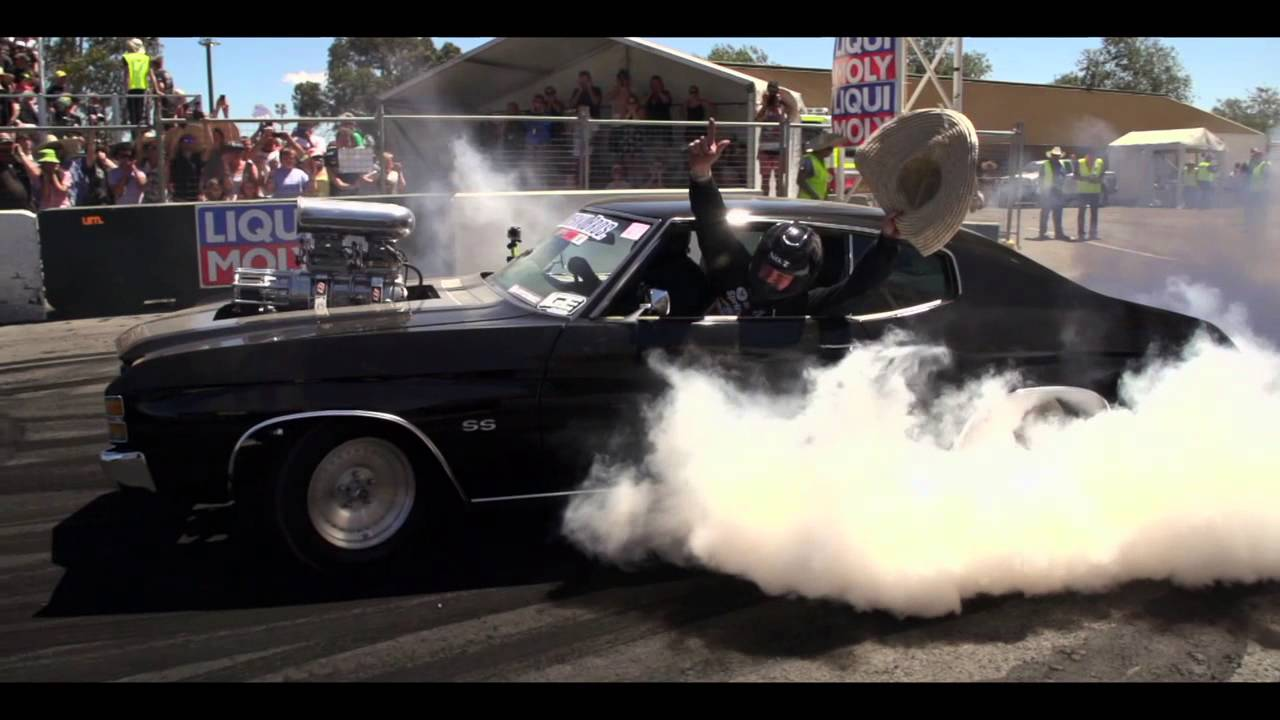 Burnout world record