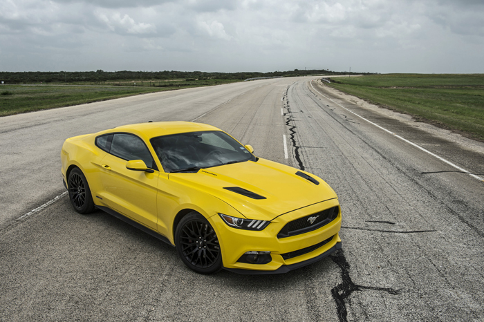 2015 Hennessey Mustang