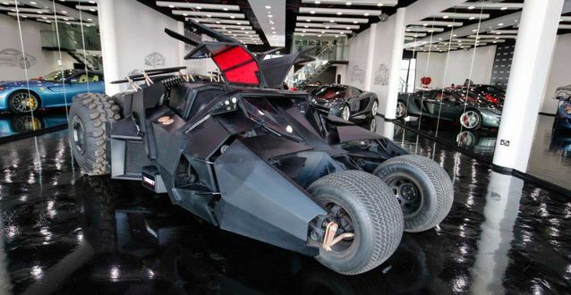batmobile+car