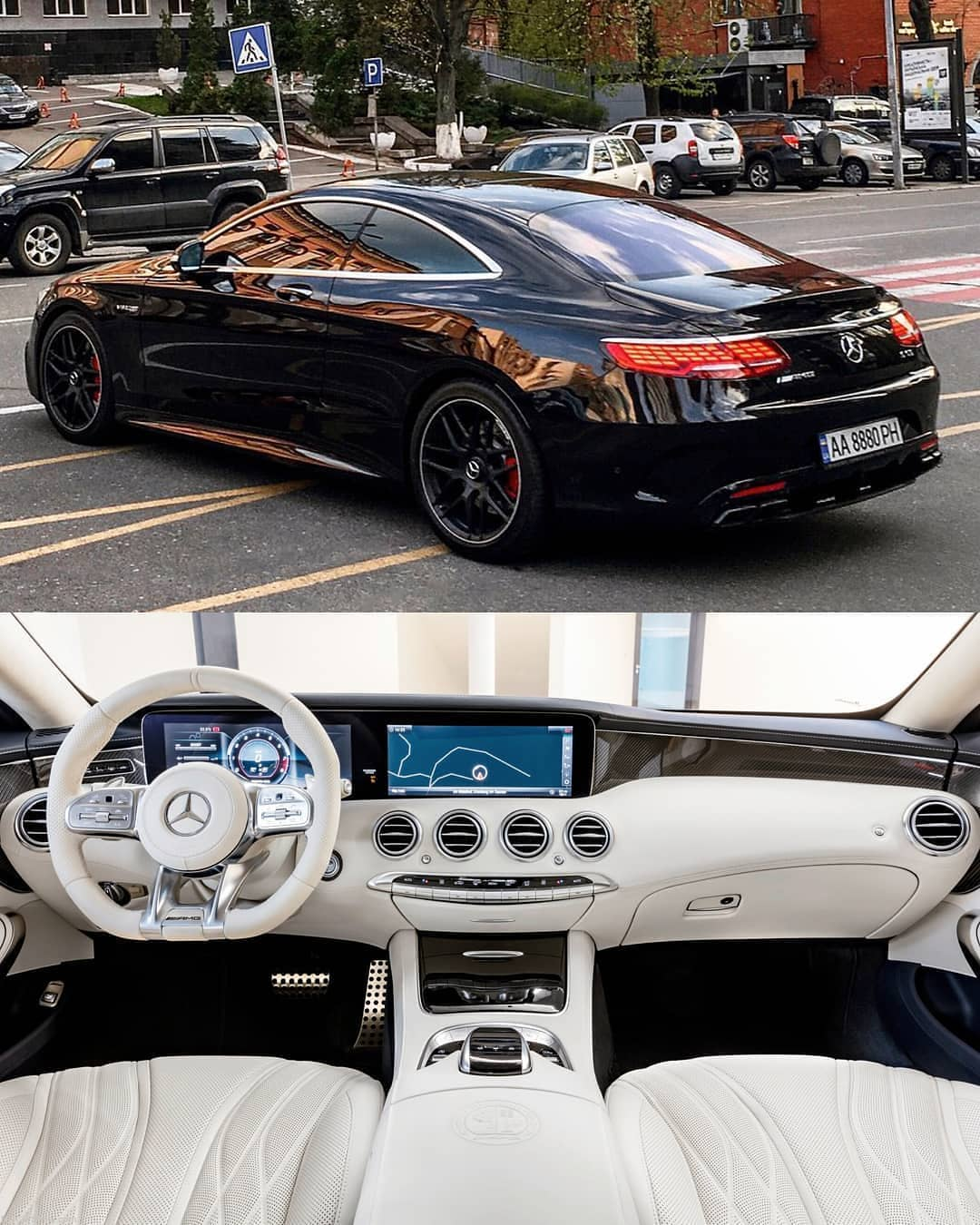 S63 Amg Coupe >> Mercedes Benz S63 Amg Coupe 2019 Follow Uber Luxury For