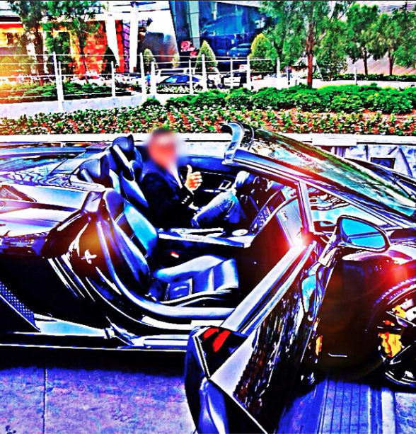 San Francisco Toyota >> Mexican Drug Lord 'Busted' Because Of His Supercar ...